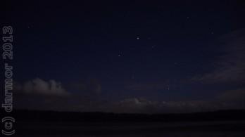 Nocne niebo