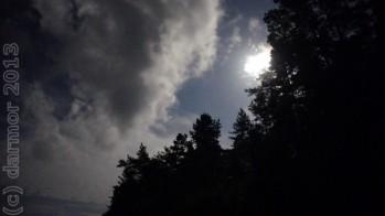 Nocne Księżyca wędrówki